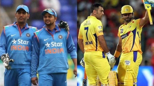Suresh Raina answers questions from fans on Twitter ...