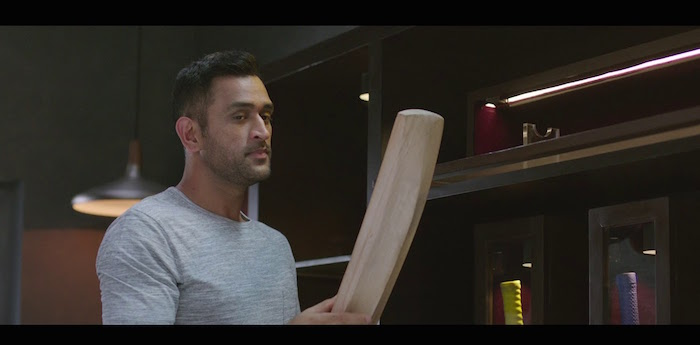 MS Dhoni TV Commercial
