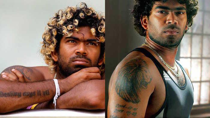 Lasith Malinga Tattoo