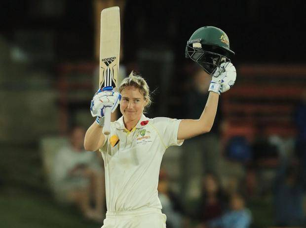 Ellyse Perry double hundred