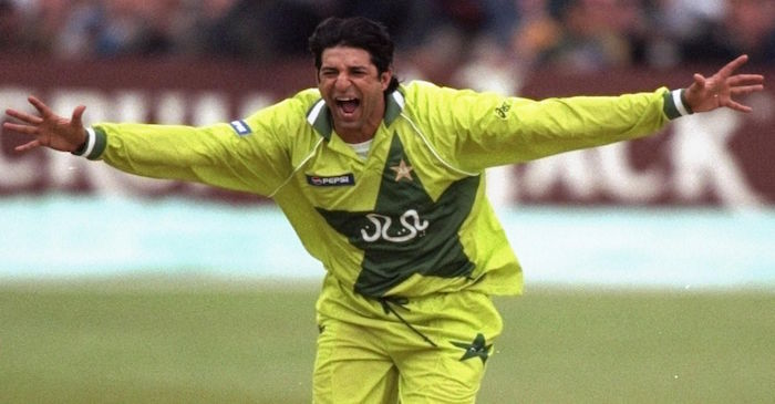 Interesting facts about Wasim Akram : The Pride of Lahore