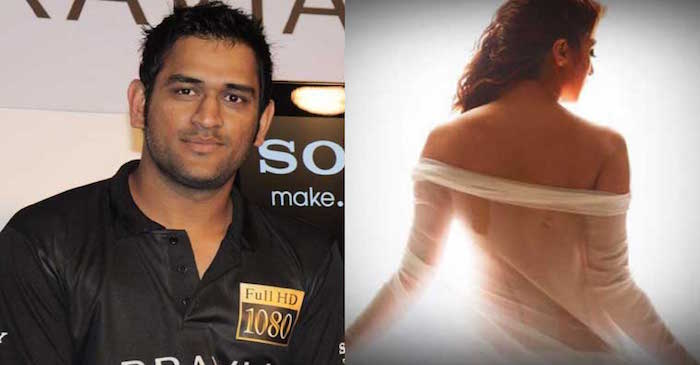 PHOTOS: MS Dhoni dated this glamorous diva before marrying Sakshi