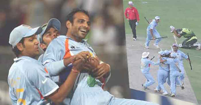Snatched the ball from MS Dhoni to bowl final over in 2007, says Joginder Sharma