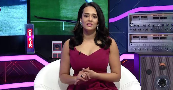 9 Interesting facts about cricket anchor Mayanti Langer