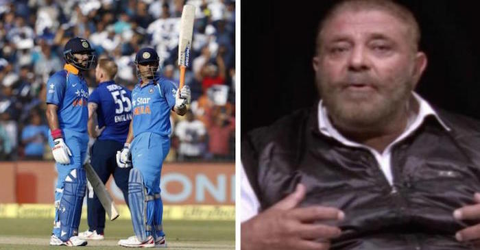 Here is what Yograj Singh said after MS Dhoni's century against England in the 2nd ODI