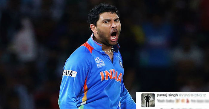 Here's how Yuvraj Singh expressed his excitement on Twitter and later deleted his tweet!