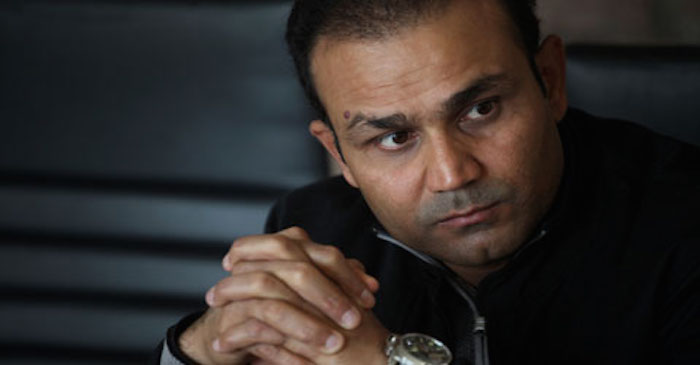 In an attempt to troll website, Virender Sehwag gets trolled himself