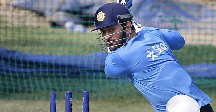 READ: When MS Dhoni got clean bowled by a net bowler at the Eden Gardens