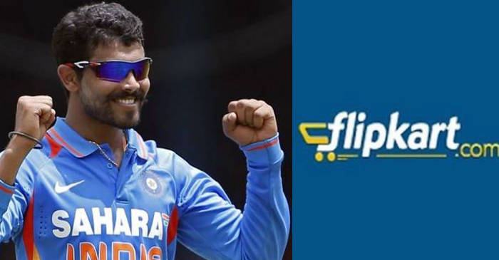 Ravindra Jadeja And Flipkart Engage In The Best Twitter Conversation You Will Read Today