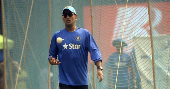 This is what MS Dhoni did after announcing his decision to step down as limited overs captain