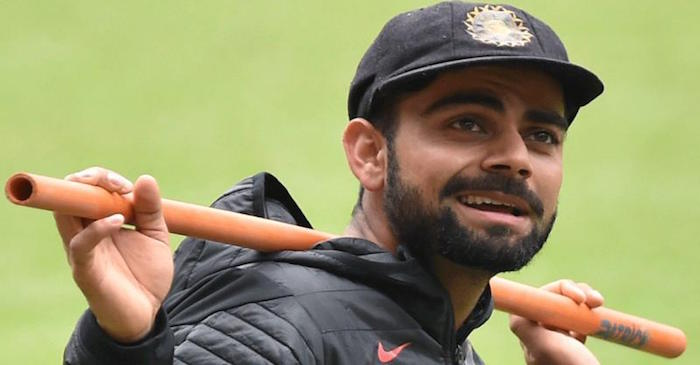 Virat Kohli reminiscences his Good old days; asks fans to spot him in the picture