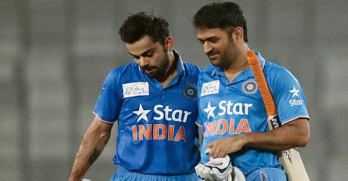 Virat Kohli wins hearts with his sweet and lovely message for MS Dhoni