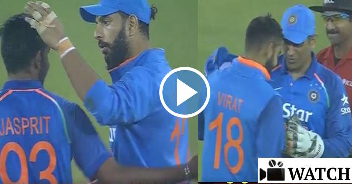 WATCH: Team India's Winning Moment In The 2nd ODI against England
