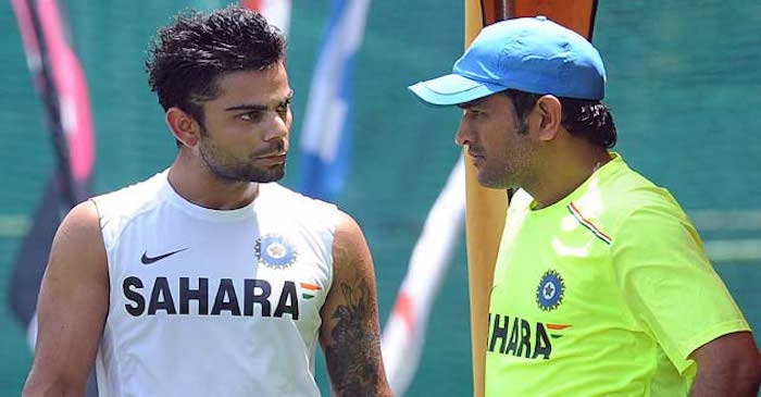 When MS Dhoni saved Virat Kohli from being dropped from the team