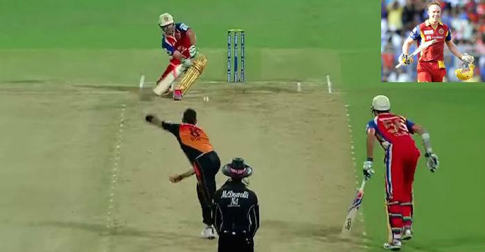 A must WATCH video for every AB de Villiers fan