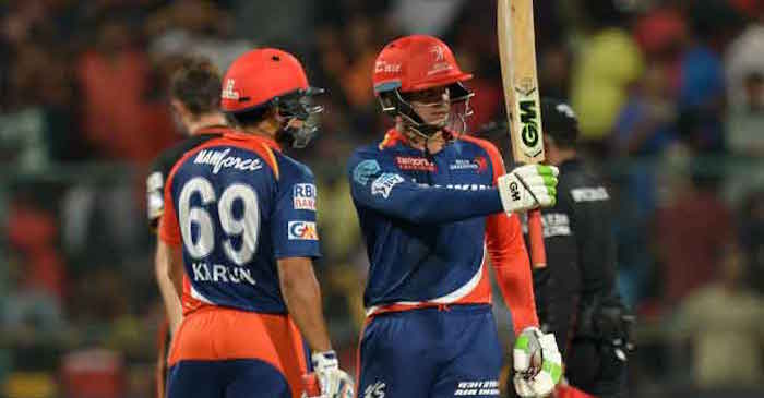 IPL 2017 : List of players bought by Delhi Daredevils at the auction