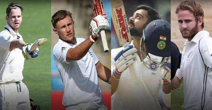Latest ICC Test Rankings For Batsmen As On 21st March 2017