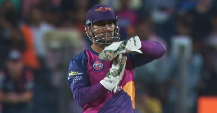 MS Dhoni reprimanded for violating IPL code of conduct during RPS vs MI match