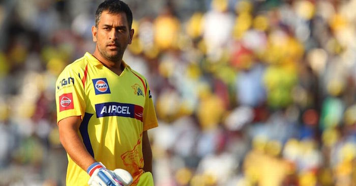 Reports: MS Dhoni to return to Chennai Super Kings after IPL 2017