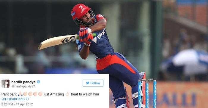 IPL 2017: Twitter goes crazy as Rishabh Pant blasts Umesh Yadav for 26 runs in an over