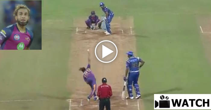 WATCH: The 3 stupendous sixes hit by Rohit Sharma against Rising Pune Supergiant