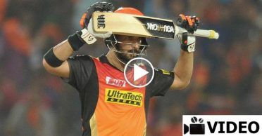WATCH: Yuvraj Singh's unique celebration after completing his fastest IPL fifty