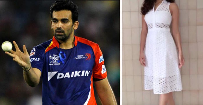 IPL 2017: This Bollywood beauty is fully impressed by Zaheer Khan's fitness