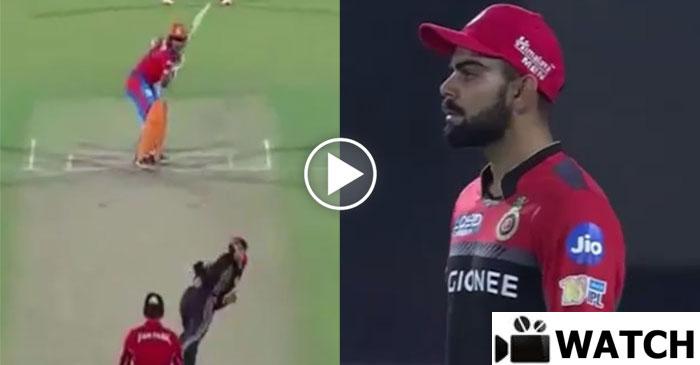 WATCH: Virat Kohli sledges Ishan Kishan, gets a befitting reply by the young batsman