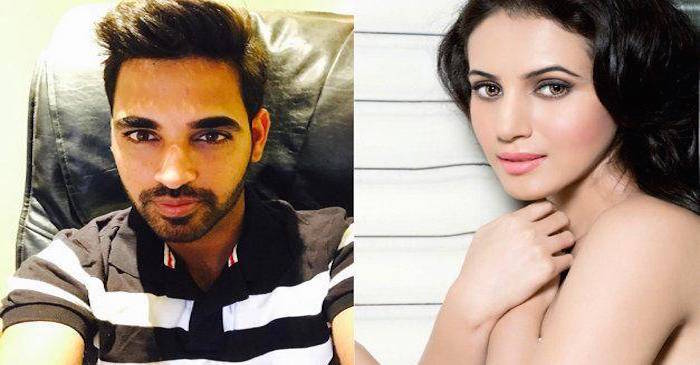 Bhuvneshwar Kumar reacts on the news of dating an actress Anusmriti Sarkar