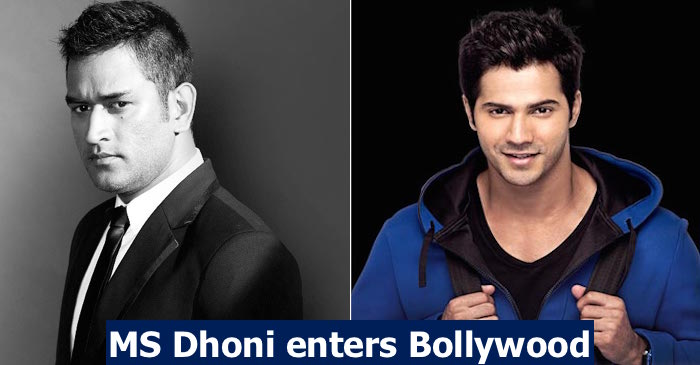 MS Dhoni is all set to produce this legend's biopic; starring Varun Dhawan