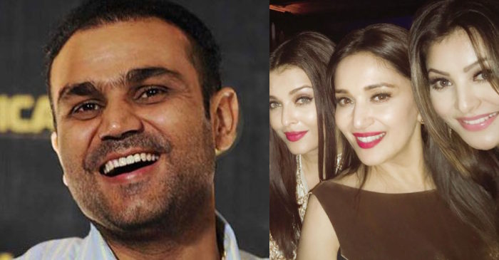 Virender Sehwag reveals his favourite Bollywood movie and actress