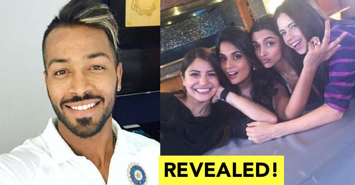 Hardik Pandya reveals his celebrity crush, favourite cricket shot and other interesting things