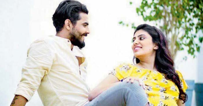 Ravindra Jadeja shares the name of his newly born baby girl with fans