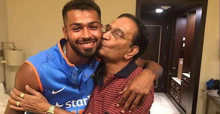 Happy Birthday to king of the house: Hardik Pandya comments on his father's birthday