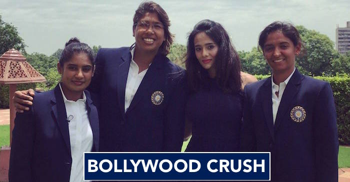 Indian women cricketers revealed their Bollywood crush