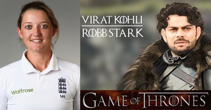 Here are 12 cricketers reimagined as Game of Thrones characters