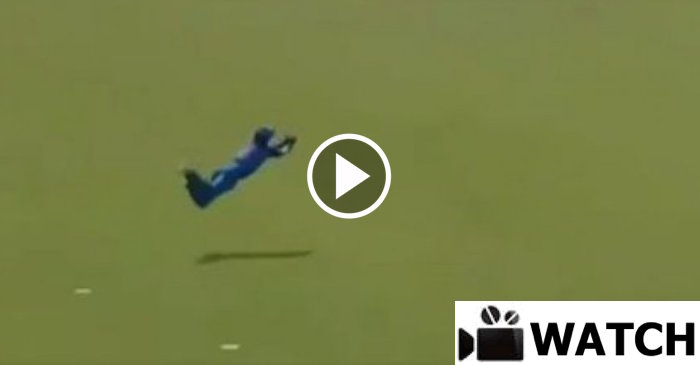 WATCH: Sanju Samson grabs 'Catch of the series' against South Africa A