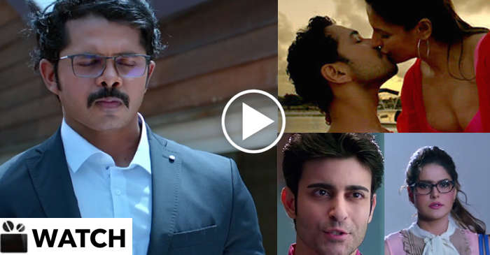 WATCH: The two thrilling trailers of S. Sreesanth's Bollywood debut film 'Aksar 2'