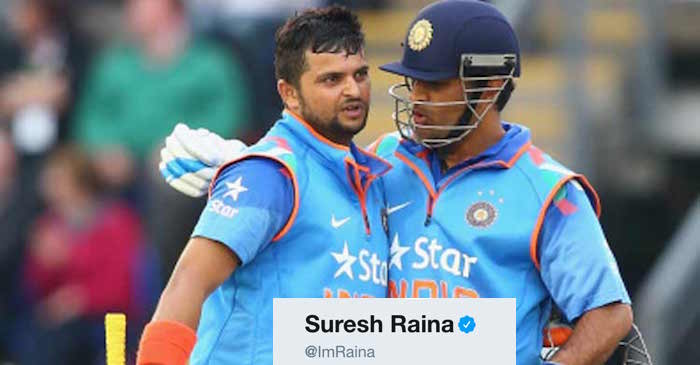 Suresh Raina has a special message for MS Dhoni ahead of 300th ODI