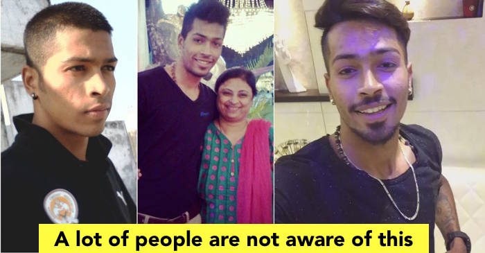 This story of Hardik Pandya's struggling days will leave you in tears