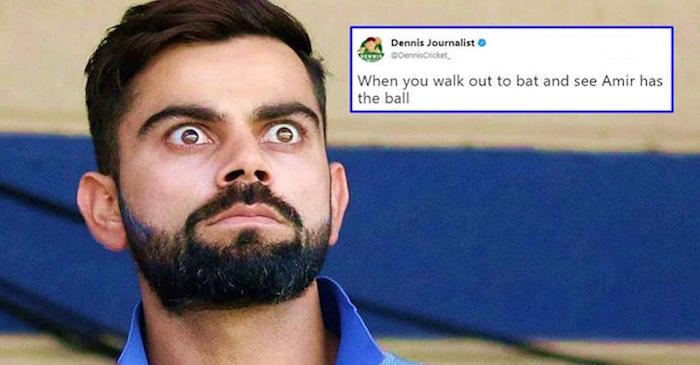 Australian journalist trolled Virat Kohli, but Twitter users trashed him with their brutal reactions