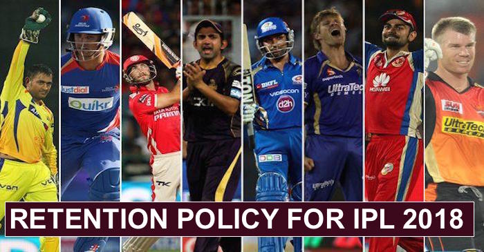 Franchise owners oppose the idea of retaining players for IPL 2018