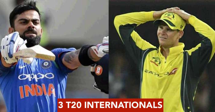 India vs Australia T20Is: Complete schedule, squads and broadcasting channels