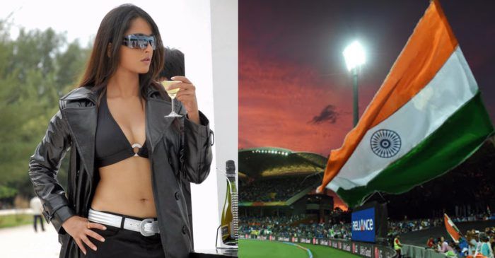 Guess who is actress Anushka Shetty's favourite cricketer