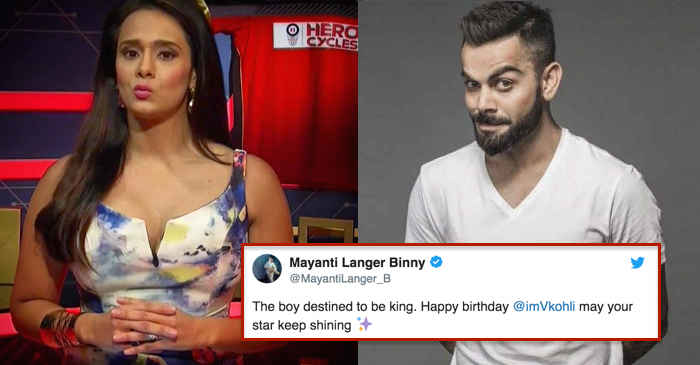 India-Pakistan cricket presenters wish Virat Kohli on his 29th birthday