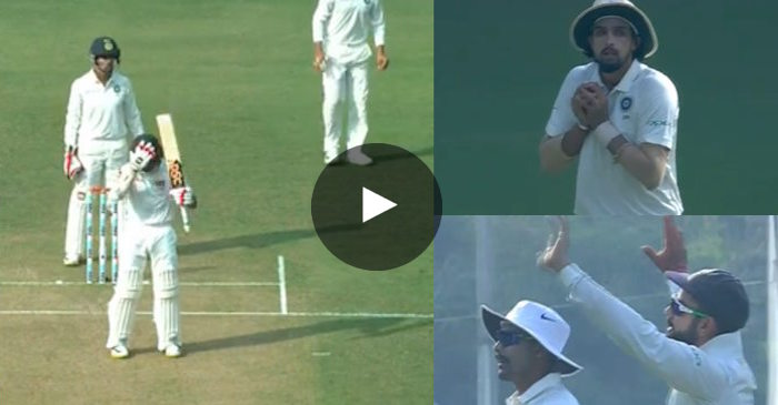 WATCH: Virat Kohli does a 'Bhangra' to celebrate Niroshan Dickwella's wicket