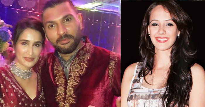 Hazel Keech leaves a witty reply to Sagarika Ghatge's picture with Yuvraj Singh