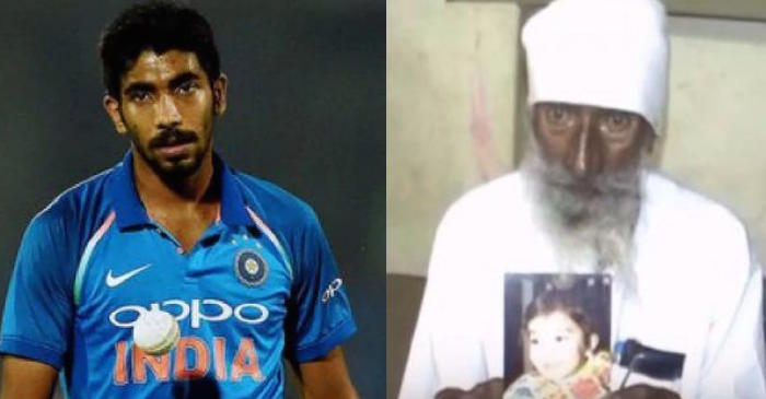Jasprit Bumrah's grandfather's dead body found in the Sabarmati river