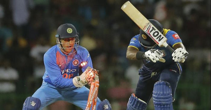 MS Dhoni goes past AB de Villiers' record to register most T20I dismissals