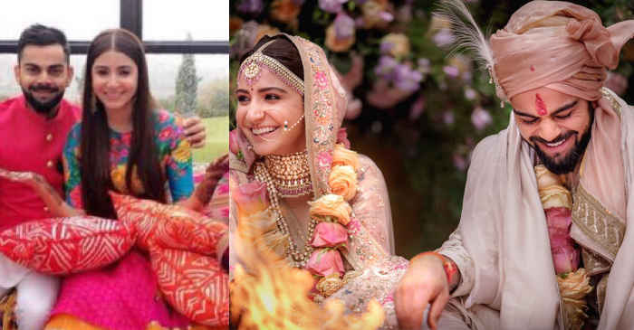 Virat Kohli and Anushka Sharma get married in Italy, see first photos
